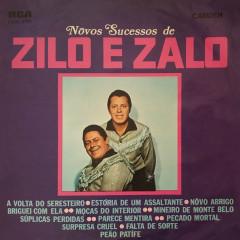 Novos Sucessos de Zilo & Zalo - Zilo & Zalo