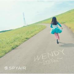 Wendy - It's You - SPYAIR
