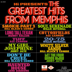 Greatest Hits from Memphis - Various Artists