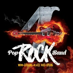 4 Pop Rock Band - Various Artists