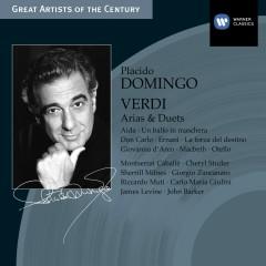 Verdi: Opera Arias - Plácido Domingo