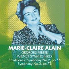 Saint-Saëns : Symphonies Nos 2 &  3