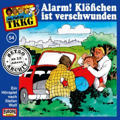 054/Alarm! Klößchen ist verschwunden