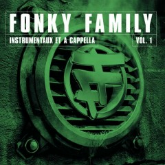 Instrumentaux et A Capellas, Vol.1 - Fonky Family