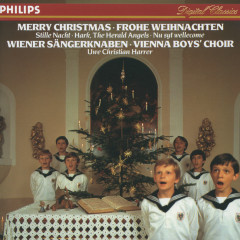 Merry Christmas - Wiener Sangerknaben, Chorus Viennensis, Ingomar Rainer, Wiener Volksopernorchester, Uwe Christian Harrer