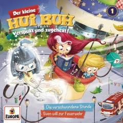 001/Die verschwundene Stunde/Sven will zur Feuerwehr
