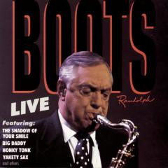 Boots Randolph Live