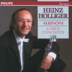 Albinoni: 6 Oboe Concertos - Heinz Holliger, Maurice Bourgue, Maria Teresa Garatti, I Musici