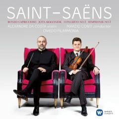 Saint-Saëns: Violin Concerto No. 3 & Symphony No. 3 - Alexandre Da Costa, Oviedo Filarmonía, Marzio Conti