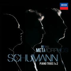Schumann Piano Trios 1 & 2 - Trio Metamorphosi