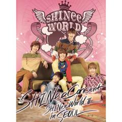 SHINee THE 2nd CONCERT ALBUM  'SHINee WORLD Ⅱ in Seoul' (Live) - SHINee