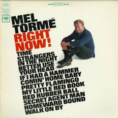 Right Now! - Mel Tormé