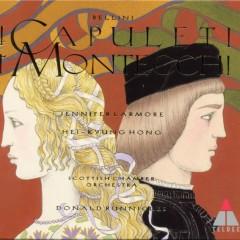 Bellini : I Capuleti e i Montecchi - Donald Runnicles