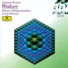 J. Strauss: Waltzes - Wiener Philharmoniker, Lorin Maazel