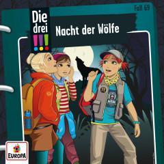 069/Nacht der Wölfe - Die drei !!!