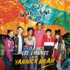 Les lionnes - Les Enfants de la Terre, Yannick Noah