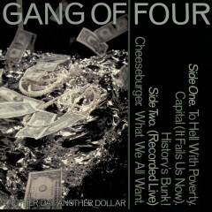 Another Day, Another Dollar (EP) - Gang Of Four