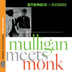 Mulligan Meets Monk [Original Jazz Classics Remasters] - Thelonious Monk, Gerry Mulligan, Wilbur Ware, Shadow Wilson