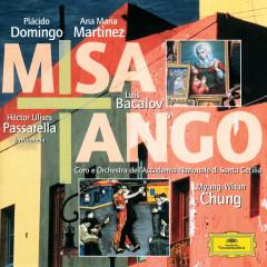 Bacalov: Misa Tango; Tangosáin / Piazzolla: Adíos Nonino; Libertango - Ana María Martínez, Placido Domingo, Hèctor Ulises Passarella, Luis Bacalov, Orchestra dell'Accademia Nazionale di Santa Cecilia