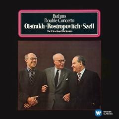 Brahms: Double Concerto - David Oistrakh, Mstislav Rostropovich, Cleveland Orchestra, George Szell