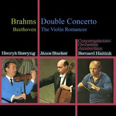 Brahms: Double Concerto / Beethoven: 2 Romances - Henryk Szeryng, Janos Starker, Royal Concertgebouw Orchestra, Bernard Haitink