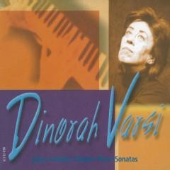 Dinorah Varsi plays Frederic Chopin: Piano Sonatas - Dinorah Varsi
