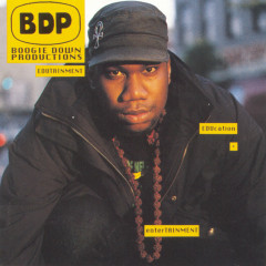 Edutainment - Boogie Down Productions