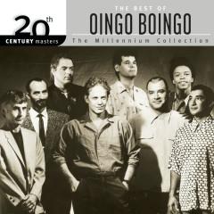 20th Century Masters: The Millennium Collection: Best Of Oingo Boingo - Oingo Boingo