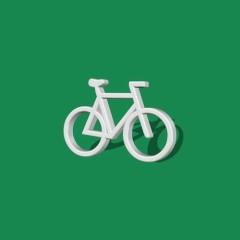 Green Bicycle (Single)