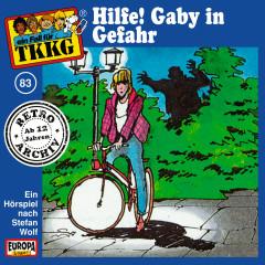 083/Hilfe! Gaby in Gefahr