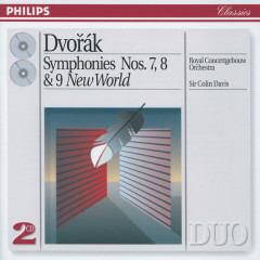 Dvorák: Symphonies Nos. 7, 8 & 9
