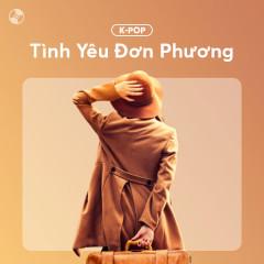 Nhạc Hàn Dành Cho Tình Yêu Đơn Phương - Various Artists