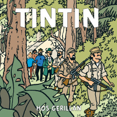 Tintin hos gerillan - Tintin, Tomas Bolme, Bert-Åke Varg
