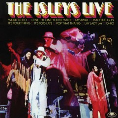 The Isleys Live