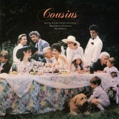 Cousins (Original Motion Picture Soundtrack) - Angelo Badalamenti