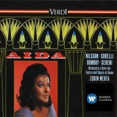 Verdi - Aida - Zubin Mehta, Birgit Nilsson, Orchestra del Teatro dell'Opera, Roma, Grace Bumbry, Franco Corelli