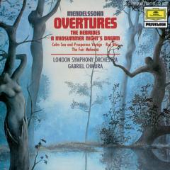 Mendelssohn-Bartholdy: Overtures - London Symphony Orchestra, Gabriel Chmura