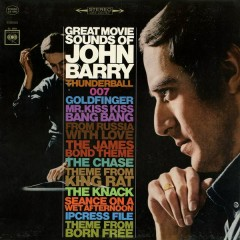 Great Movie Sounds of John Barry - John Barry