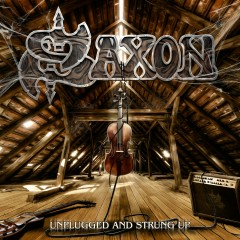 Unplugged and Strung Up / Heavy Metal Thunder - Saxon