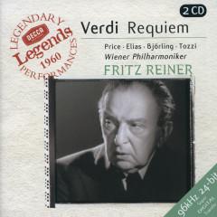 Verdi: Requiem/Quattro Pezzi Sacri - Leontyne Price, Rosalind Elias, Jussi Björling, Giorgio Tozzi, Singverein Der Gesellschaft Der Musikfreunde