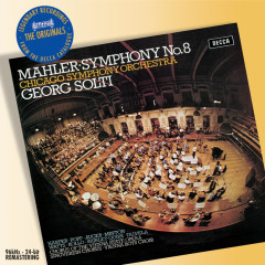Mahler: Symphony No.8 - Heather Harper, Lucia Popp, Arleen Augér, Yvonne Minton, Helen Watts