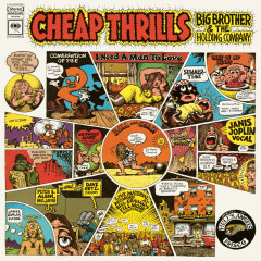 Cheap Thrills - Big Brother & The Holding Company, Janis Joplin