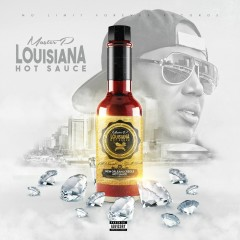 Louisiana Hot Sauce - Master P