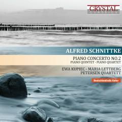 Chamber Piano Concerto No. 2, Piano Quintet & Piano Quartet - Ewa Kupiec, Maria Lettberg, Petersen Quartet