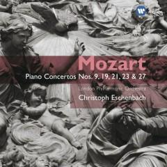 Mozart: Piano Concerto Nos. 9,19,21,23 & 27 - Christoph Eschenbach