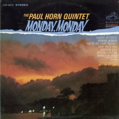 Monday, Monday - The Paul Horn Quintet