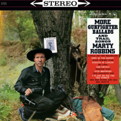 More Gunfighter Ballads and Trail Songs - Marty Robbins