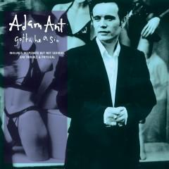 Gotta Be A Sin - Adam Ant