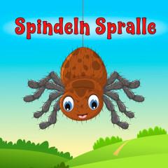 Spindeln Spralle - Katarina Ewerlöf