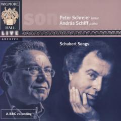 Wigmore Hall Live - Schubert Songs - Peter Schreier, Andras Schiff